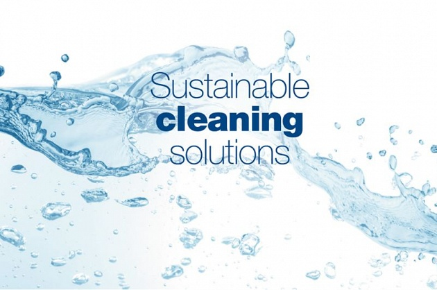 Professional cleaning demands sustainable solutions