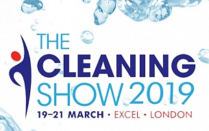Wecoline on The Cleaning Show 2019 in London