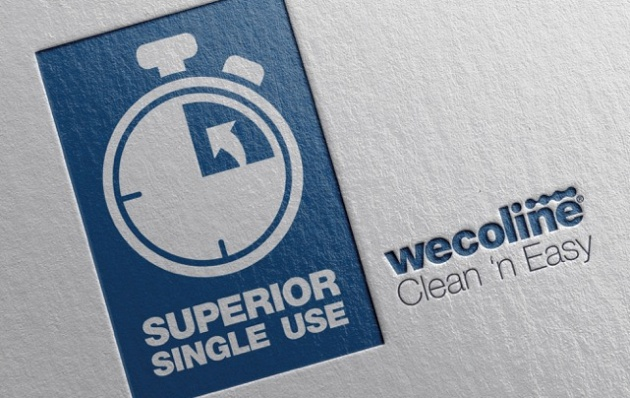 Wecoline presenteert twee innovaties tijdens de Interclean 2016