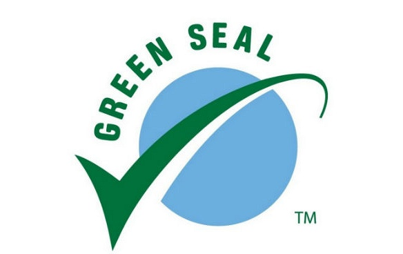 Green Seal Award für Full Cycle Pads von Americo