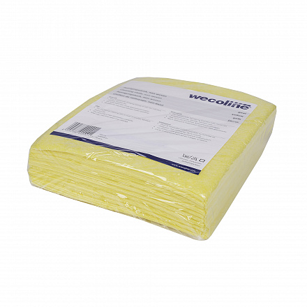 Reinigingsdoek 135 gr/m2 nonwoven in folie