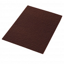 Square pad Maroon Chemical Free