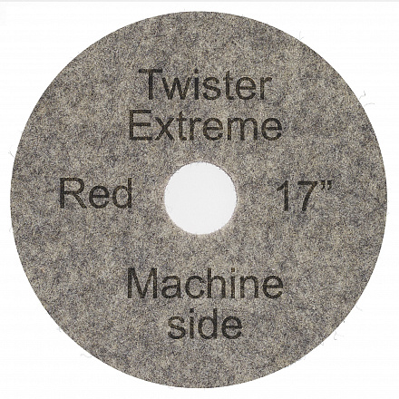 Twister pad Xtreme Red