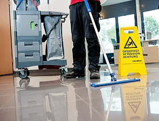 Cleaning industry
